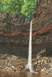 Hardraw Force, Wensleydale, Yorkshire
