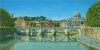 Il Fiumi Tevere, Roma                             by Richard Harpum