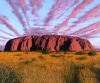 Uluru Sunset - Ayers Rock, Central Australia                             by Richard Harpum